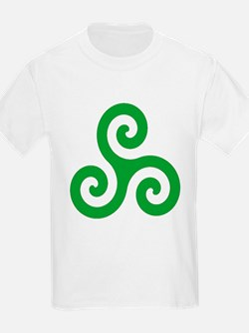 Triskele-Symbol1 T-Shirt