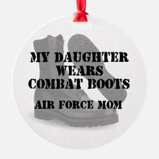 AF Mom Daughter CB Ornament