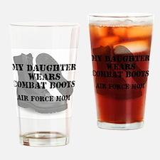 AF Mom Daughter CB Drinking Glass