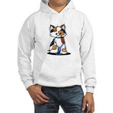 Calico Patches Hoodie