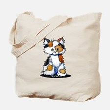 Calico Patches Tote Bag