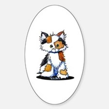 Calico Patches Decal