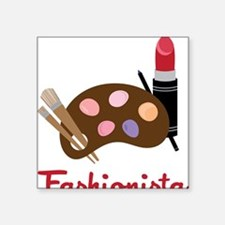 Fashionista Sticker