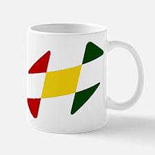 Rastafarian Colors Mug
