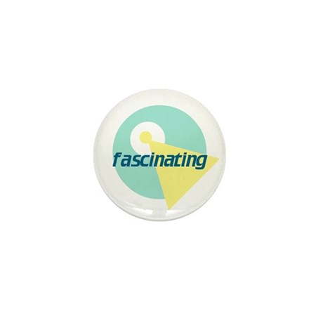 Fascinating Mini Button (100 pack)