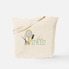 Hair Stylist Tools Tote Bag