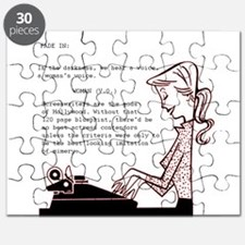 Screenwriters Conceit Puzzle