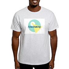Fascinating Ash Grey T-Shirt