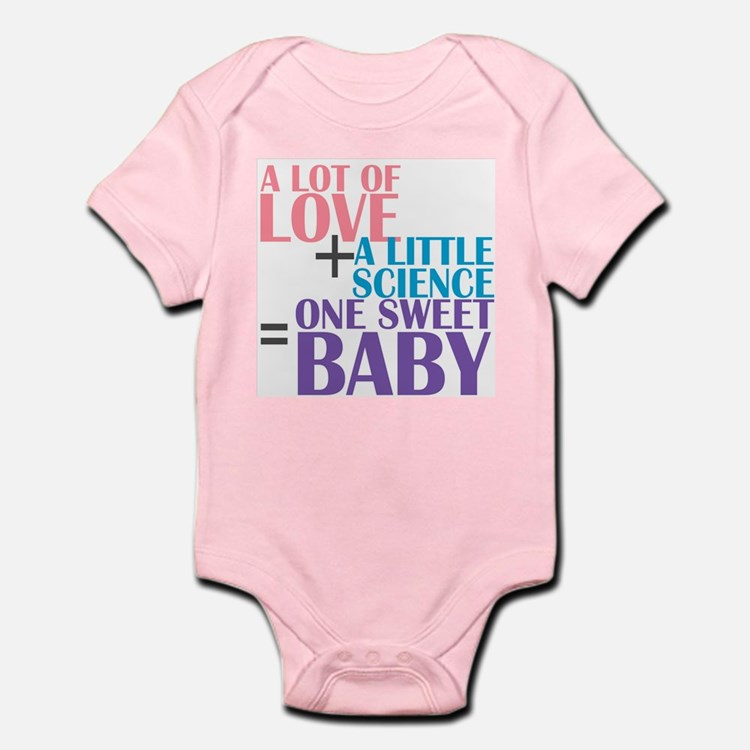 IVF Baby Body Suit