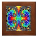 Fractal FR~16 Framed Tile