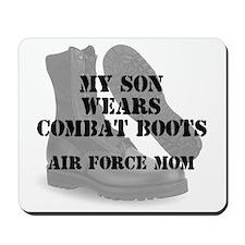 AF Mom Son CB Mousepad