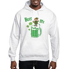 St Pats Green Beer Me Hoodie
