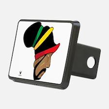 Rastafarian Hitch Cover