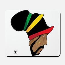 Rastafarian Mousepad