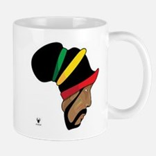 Rastafarian Mug