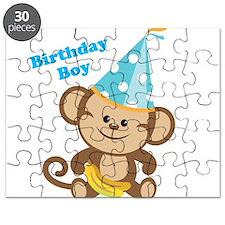 Birthday Boy Monkey Puzzle