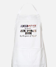 AF Mom by grace of God Apron