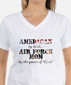 AF Mom by grace of God T-Shirt