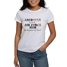 AF Mom by grace of God T-Shirt