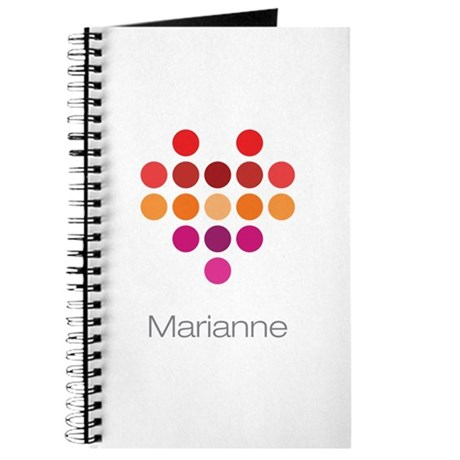 I heart marianne journal by uniquegirlsnames58 - Journal marianne adresse ...