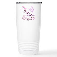 Fine 50 Travel Mug