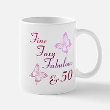 Fine 50 Mug