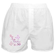 Fine 50 Boxer Shorts