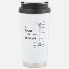 Funny Arm Travel Mug