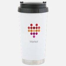 I Heart Marisol Travel Mug