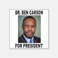 BEN CARSON Sticker