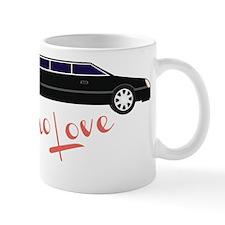 Limo Love Mug