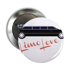 "Limo Love 2.25"" Button"