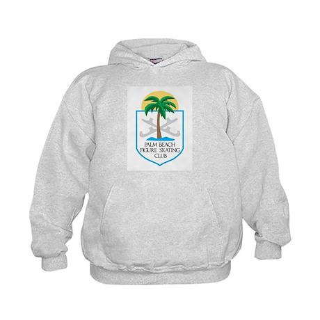 Palm Beach FSC Shield Logo - smaller Kids Hoodie