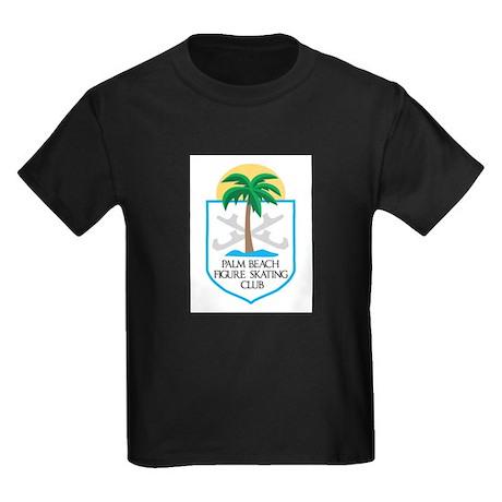 Palm Beach FSC Shield Logo - smaller Kids Dark T-S