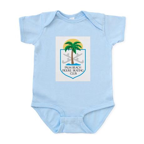 Palm Beach FSC Shield Logo - smaller Infant Bodysu
