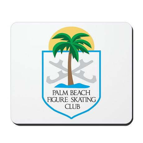 Palm Beach FSC Shield Logo - smaller Mousepad