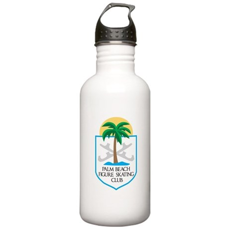 Palm Beach FSC Shield Logo - smaller Stainless Wat