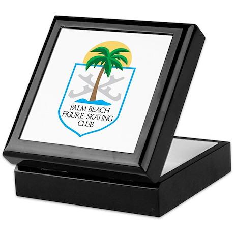 Palm Beach FSC Shield Logo - smaller Keepsake Box