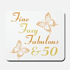 Fine 50 Mousepad