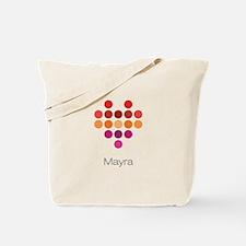 I Heart Mayra Tote Bag