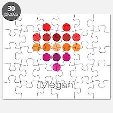 I Heart Megan Puzzle