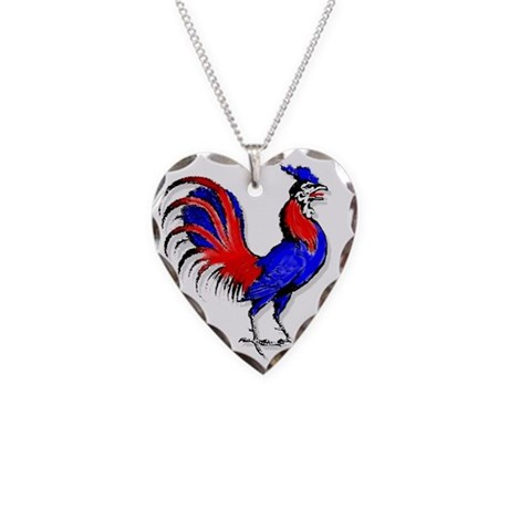 French Cockerel Necklace