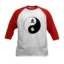 Bishop-Knight yin yang Tee