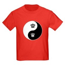 King-Queen yin yang T