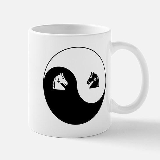 Knight-Knight yin yang Mug
