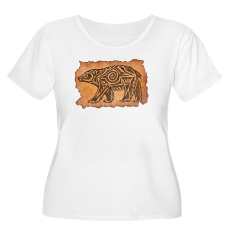bear medicine.jpg Plus Size T-Shirt