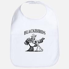 Blackbirds Logo Bib