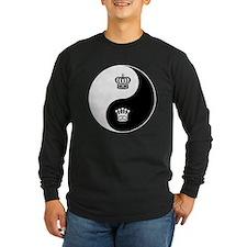 King-Queen yin yang T
