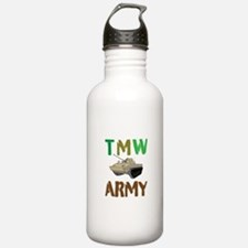 TMW ARMY Water Bottle