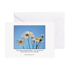 Daisy Card Greeting Cards
